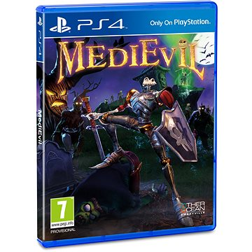 MediEvil - PS4 - Console Game