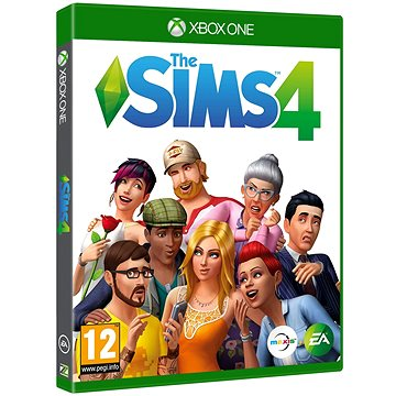 The Sims 4 - Xbox One - Console Game
