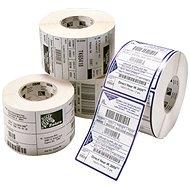 Zebra/Motorola Adhesive Labels for Thermal Printing 76mm x 51mm, 1370 Labels in Roll - Labels