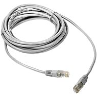 DATACOM Patch cord UTP CAT5E 0.25m white - Network Cable