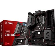 MSI H270 GAMING M3 - Motherboard