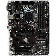 MSI Z170A PC Mate - Motherboard