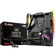 MSI Z370 GAMING PRO CARBON AC - Motherboard