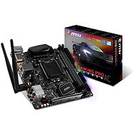 MSI Z270I GAMING FOR CARBON AC - Motherboard