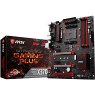 MSI X370 GAMING PLUS - Motherboard