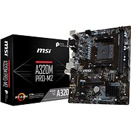 MSI A320M-A PRO M2 - Motherboard