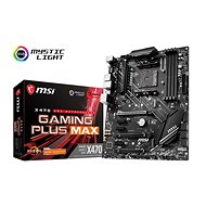 MSI X470 GAMING PLUS MAX - Motherboard