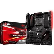 MSI X470 GAMING PRO - Motherboard