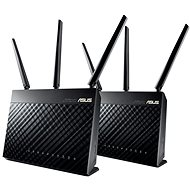 Asus RT-AC68U (2-pack) - WiFi System