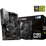 MSI MEG Z490 UNIFY - Motherboard