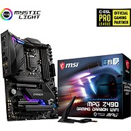 MSI MPG Z490 GAMING CARBON WIFI - Motherboard