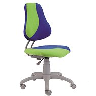 ALBA Fuxo S-Line green/blue - Children's Growing Chair