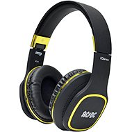 AC/DC BLACK-100 Headphones - Headphones with Mic