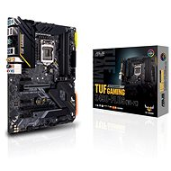 ASUS TUF GAMING Z490-PLUS (WI-FI) - Motherboard