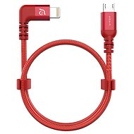 Adam FLEET - lightning cable for remote control dron - 30 cm - red - Accessories