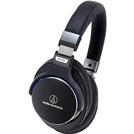 Audio-Technica ATH-MSR7BK black - Headphones with Mic