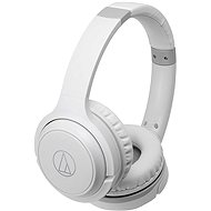 Audio-Technica ATH-S200BT white - Headphones with Mic