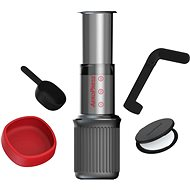 Aerobie Aeropress GO, in a Package with 350 pcs of Filters - Manual Coffee Maker