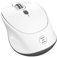 Mouse Eternico Wireless Mouse MS200, White - Myš