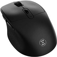Eternico Wireless 2.4 GHz & Double Bluetooth Mouse MSB500, Black - Mouse