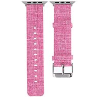 Eternico 42mm / 44mm Canvas Band Light Purple for Apple Watch - Watch band
