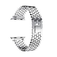 Eternico 38mm Apple Watch Metal Band, Silver - Watch band