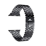 Eternico 42mm / 44mm Metal Band Black for Apple Watch - Watch band