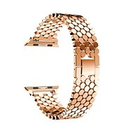 Eternico 42mm / 44mm Metal Band Rose Gold for Apple Watch - Watch band