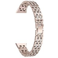 Eternico 38mm/40mm Apple Watch Metal Band, Gold - Watch band