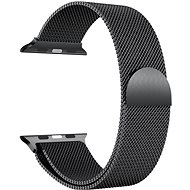 Eternico 42mm / 44mm / 45mm Milanese Black for Apple Watch - Watch Band