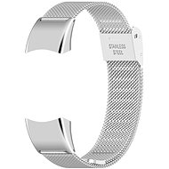 Eternico Honor Band 4/5 Milanese Band Silver - Watch Band