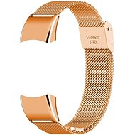 Eternico Honor Band 4/5 Milanese Band Rose Gold - Watch Band