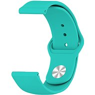 Eternico Huawei Watch GT/GT 2 42mm Silicone Turquoise - Watch Band
