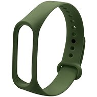 ternico Mi Band 3 / 4 Basic Olive Green - Watch band
