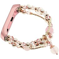 Eternico Mi Band 3 / 4 Agate Pink - Watch band