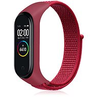 Eternico Nylon Red for Mi Band 3 / 4 - Watch band