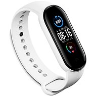 Eternico Silicone White for Mi Band 5 / 6 - Watch Band
