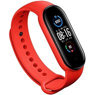 Eternico Silicone Red for Mi Band 5 / 6 - Watch Band