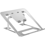 Laptop Cooling Pad AlzaErgo Stand LS120 Silver
