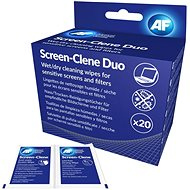 Wet Wipes AF Screen-Clene Duo - Package 20 + 20 pcs