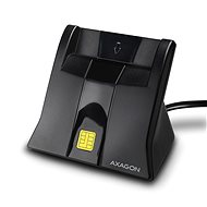 AXAGON CRE-SM4 USB Smart card StandReader - Electronic ID Reader