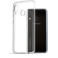 AlzaGuard Crystal Clear TPU Case for Samsung Galaxy A20e - Mobile Case