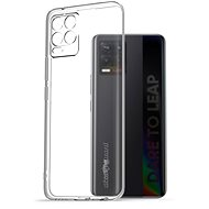 Mobile Case AlzaGuard Crystal Clear TPU Case for Realme 8 - Kryt na mobil