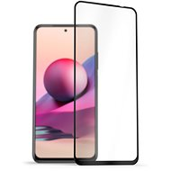 AlzaGuard 2.5D FullCover Glass Protector for Xiaomi Redmi Note 10/10S - Glass Protector