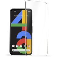 AlzaGuard 2.5D Case Friendly Glass Protector for Google Pixel 4a