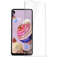 AlzaGuard 2.5D Case Friendly Glass Protector for LG K51S - Glass Protector