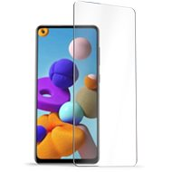 AlzaGuard 2.5D Case Friendly Glass Protector for Samsung Galaxy A21s