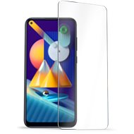 AlzaGuard 2.5D Case Friendly Glass Protector for Samsung Galaxy M11 - Glass protector