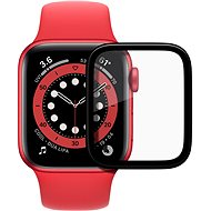 AlzaGuard FlexGlass for Apple Watch 44mm - Glass protector