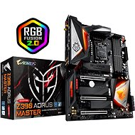 GIGABYTE Z390 AORUS MASTER G2 Edition - Motherboard